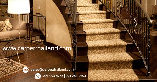 Www.Carpetthailand.com is One of the largest carpet manufacturers company in the Thailand. Bangkok is one of the top places in Asia to buy carpets and rugs. We also provide the Herbal Carpet washing and Carpet Repairing services in Thailand. Get started today to create the perfect style for your home. Visit here www.carpetthailand.com or Get in touch with our experts at 091-093-9765 | 094-253-930