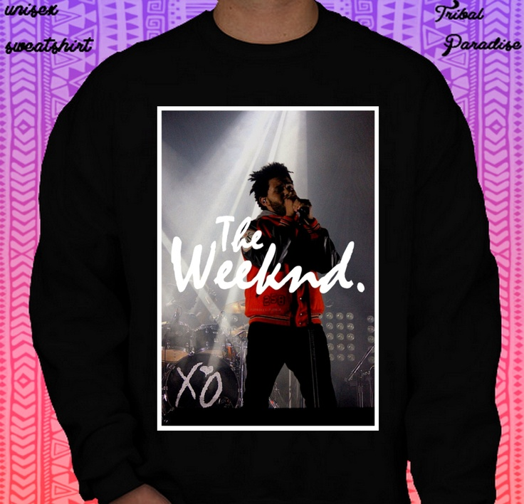 16 Best Xo The Weeknd Clothing Images On Pinterest Drake Gold Foil And Jumper