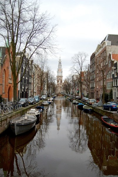 Amsterdam, one of a kind.