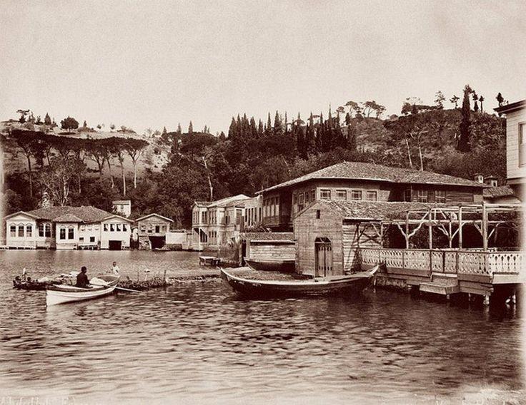 Kanlıca Mihrabat Körfezi Abdullah Fréres fotoğrafı