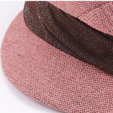 Women Ladies Polyester Beret Hat Fashion Vintage Octagonal Cap Thin Peaked Beret Cap at Banggood