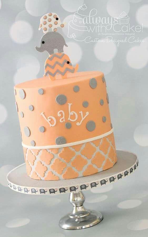 #alwayswithcake #cakedesigns #babyelephantcakedesigns