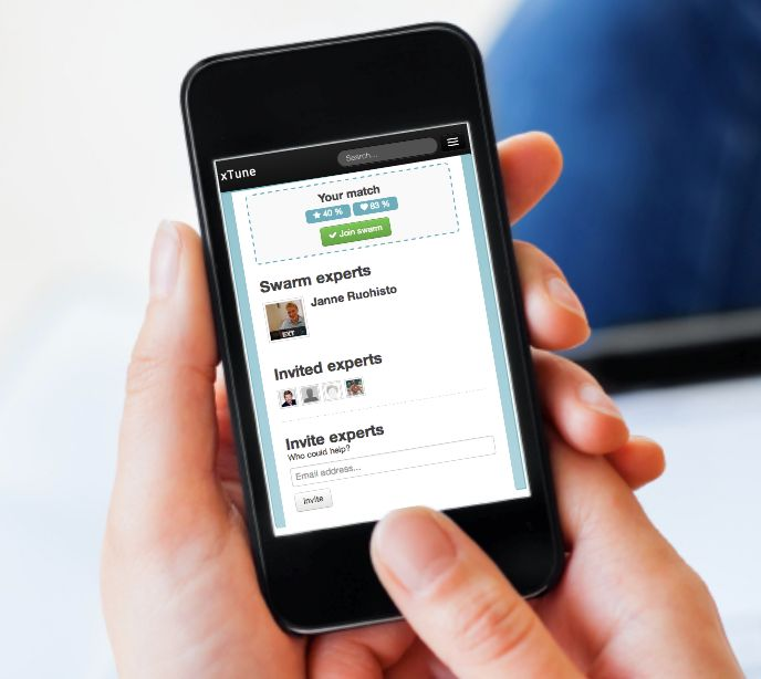 Skillhive works on any platform #html5 #mobile