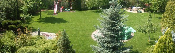 Elhanyagolt, gazos kert? Füvesítés, igény szerint gyepszőnyegfektetés a Global Gardentől! Ha Ön is szeretné, hogy kertje pompázzon, keresse szolgáltatásainkat! http://www.globalgarden.hu/szolgaltatasaink/