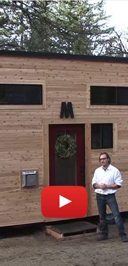 Une mini maison en 4 mois et moins de 25 000 $