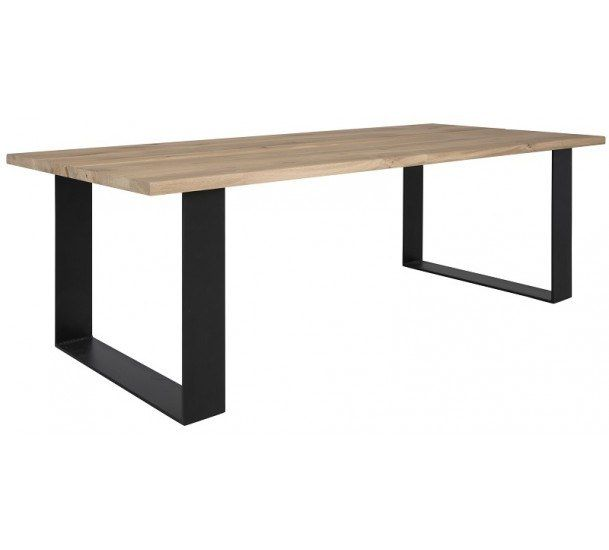 Canett Sigma Spisebord - Vild eg - 240x100