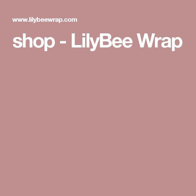 shop - LilyBee Wrap