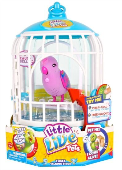 Top toys for Christmas 2014 - Little Live Pets Cage