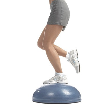 BIOS Living Bosu Ball from the Shopping Channel - #ilovetoshop
