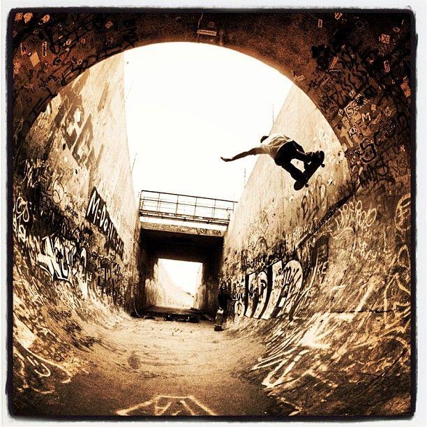 I love skateboarding because its fun