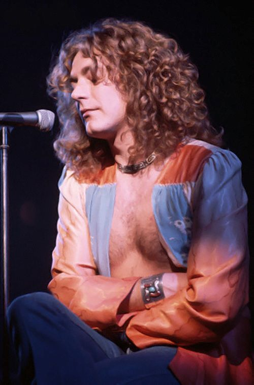 Robert Plant I have a hard time choosing where to post this. Heart Throbs, or My…