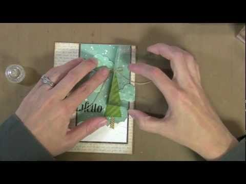 Tips and Tricks with Jennifer McGuire - 1 stamp set 3 ways