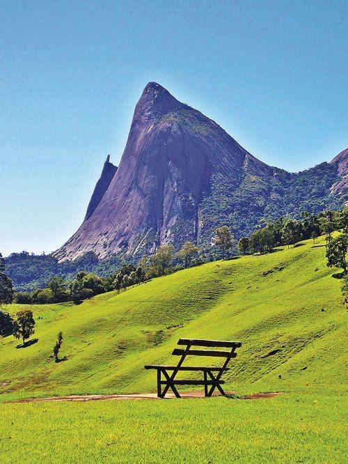 Parque Estadual Pedra Azul, Espírito Santo, Brasil
