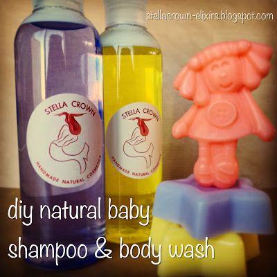 Stella Crown Elixirs: diy baby shampoo & body wash 2 in 1  #diy #diycosmetics #diyideas #naturalshampoo #naturalbodywash #babycare #kidscare #baby #chemicalfree #noparabens #skincare #haircare #babyshower #babylove #moisturizing #cleansing #gentle #protective #natural_cosmetics #beautyelixirs #recipeshare #recipeideas #beautyblog #recipeblog #stella_crown #φυσικά_καλλυντικά