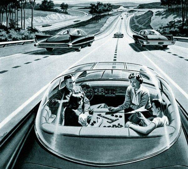 Past Predictions Of Future Travel