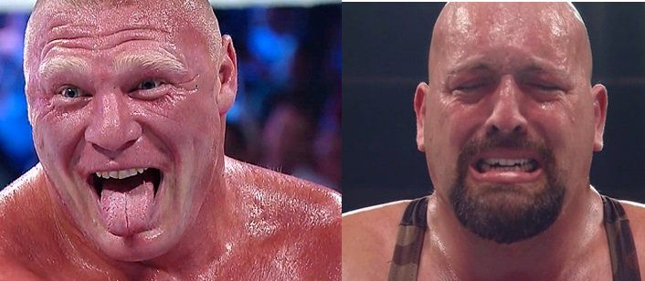 Brock Lesnar's prank on Big Show that's still hilarious almost 20 years later