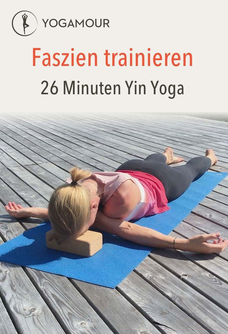 Yin Yoga Nacken Schulter Nackenschmerzen – YOGAMOUR