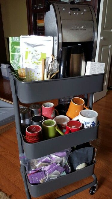 Ikea raskog 25 pinterest r skog for Tea trolley ikea
