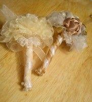 mini wedding bouquets