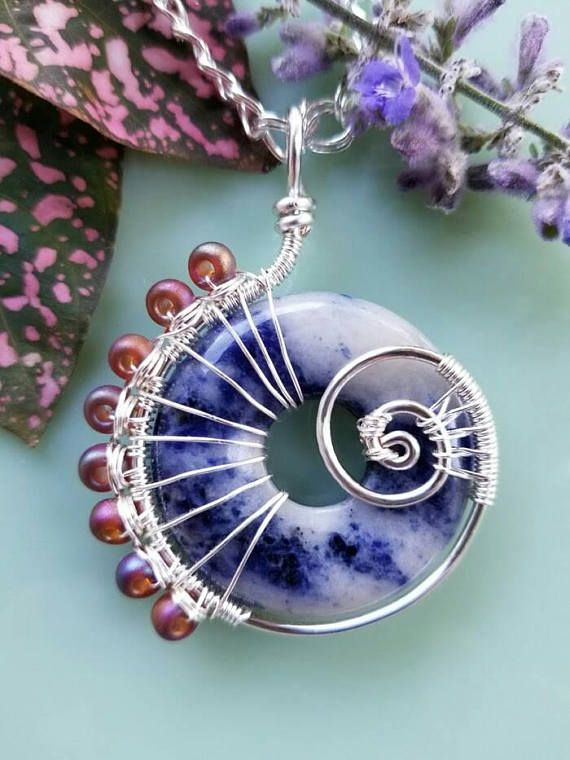 44 best Gemstone Jewelry by One Artist USA images on Pinterest ...