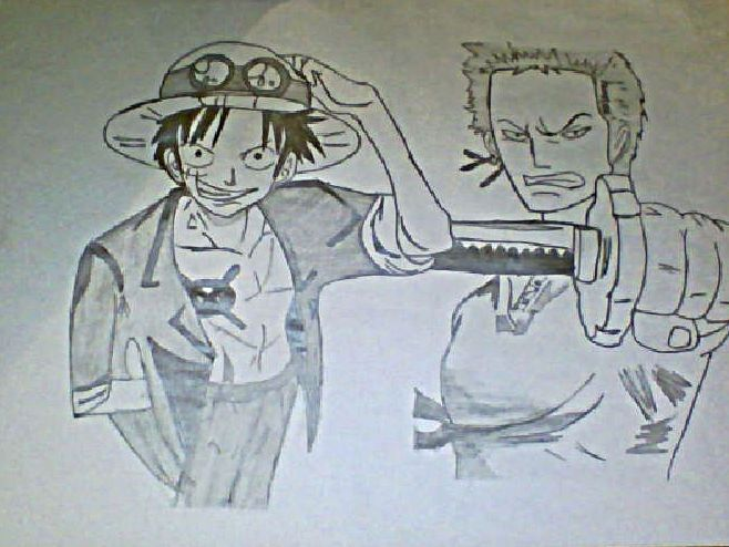 Luffy-Zoro