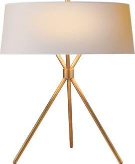 Visual Comfort Thorton Table Lamp via Circa Lighting