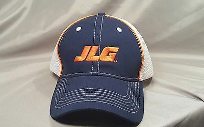 JLG Cap America Golf-Embroidered Adjustable Strapback Trucker Style Hat/Cap