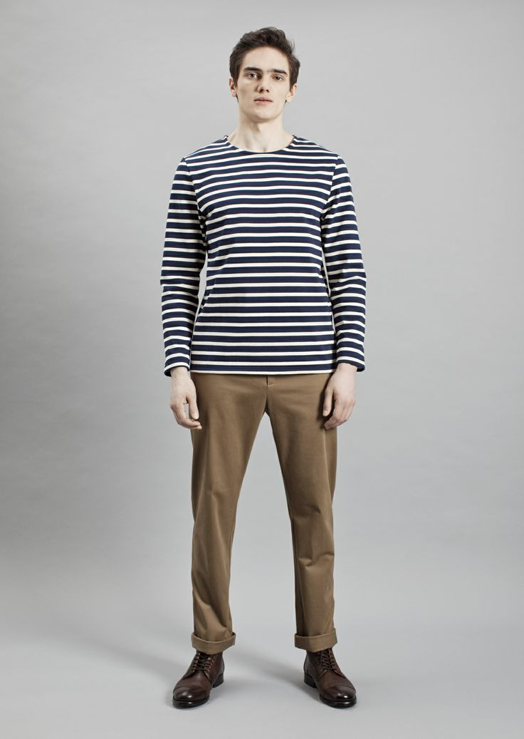 Rover Top and Dalek Trousers | Samuji Men Fall Winter 2014 Collection