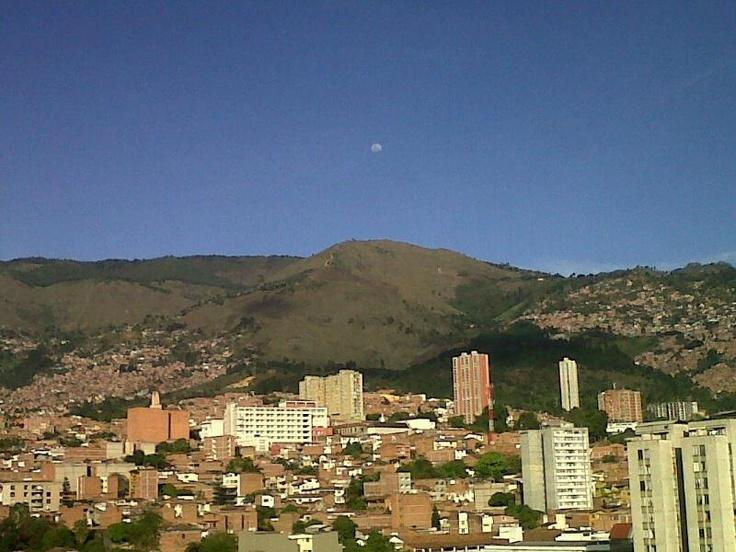 Las montañas de mi tierra, Medellín - Colombia