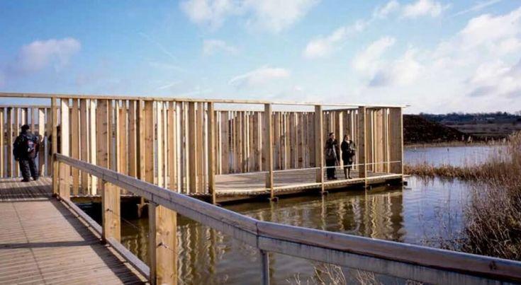 Повышение доступности Рейнхемских болот