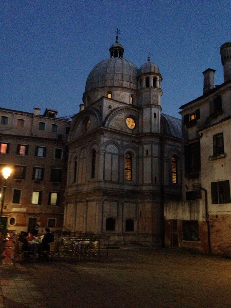 Venice, Santa maria dei miracoli