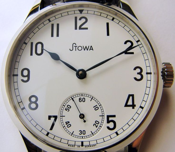 Horological Meandering - Life with the Stowa Marine Original