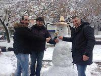 Kozani on Line  : Δε κάνει κρύο στην Κοζάνη !