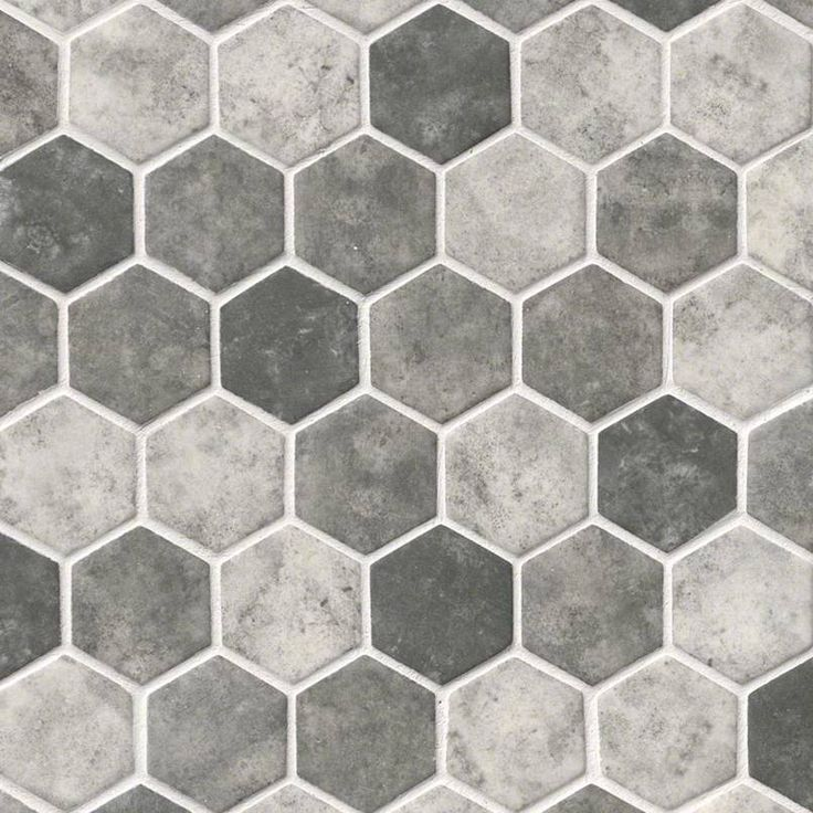Urban Tapestry Hexagon 6mm