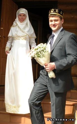 Купить мусульманский костюм для свадьбы