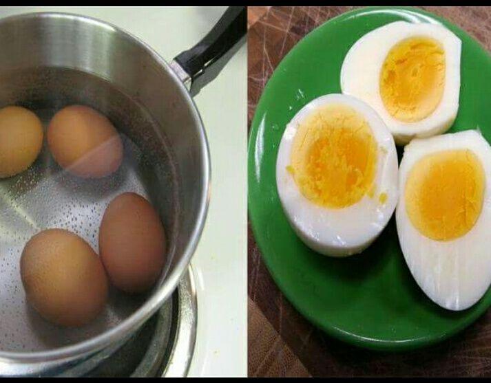 Ramai Tak Tahu Telur Rebus Merupakan Salah Satu Diet Yang Boleh Diamalkan Jika Anda Ingin Menurunkan Berat Badan Sehingga 10kg Dala Food Detox Drinks Breakfast