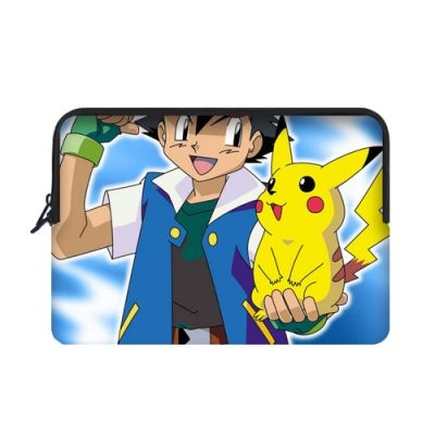 "Lovely Pikachu Pokemon Sleeve for 11"" MacBook Air"