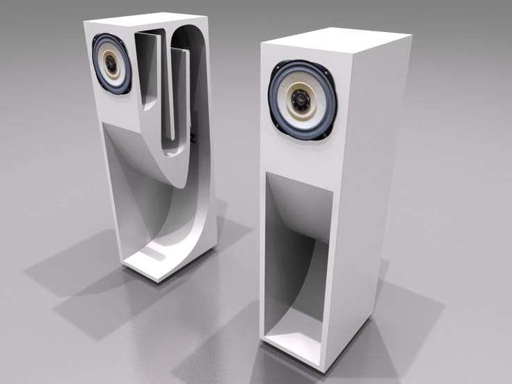 J01 Sp - full range horn loaded loudspeaker.