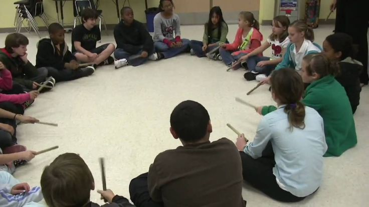 """Kalimba: Fifth Grade Lesson.  Saving this for the """"compass direction"""" (instead of left/right in a circle) during the circle activity."""