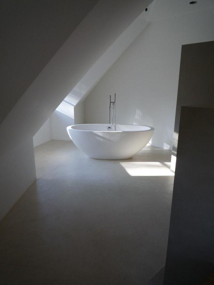 die besten 25 beton estrich ideen auf pinterest sauberer beton regen dusche bad und armaturen. Black Bedroom Furniture Sets. Home Design Ideas