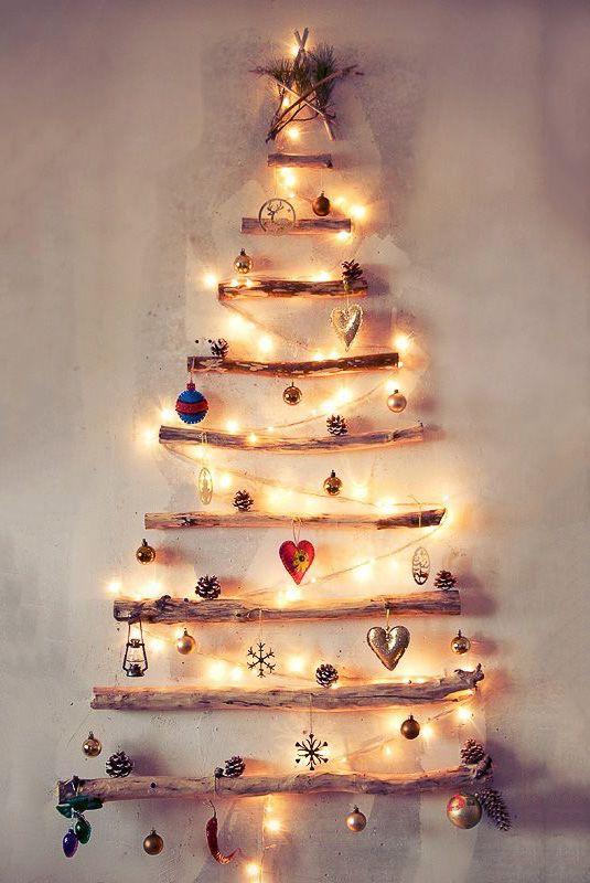Новый год на носу! 20 оригинальных идей новогодней елки сделают этот праздник незабываемым.