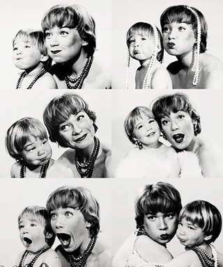 Sachi Parker & mom Shirley Maclaine