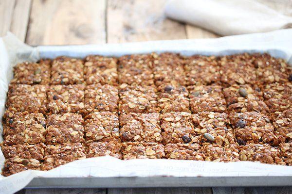 Bits Of Carey  » Cranberry, Seed & Oat Crunchies