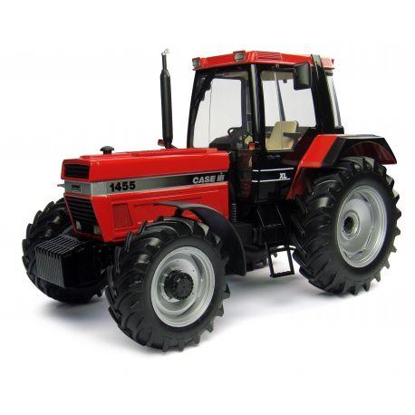 TRACTEUR CASE INTERNATIONAL 1455 XL - 4ND GENERATION - EDITION LIMITEE ** - ECHELLE 1/16 PROMO #Case #Tractor #Farming #UH4168 #UHobbies www.universalhobbies.biz