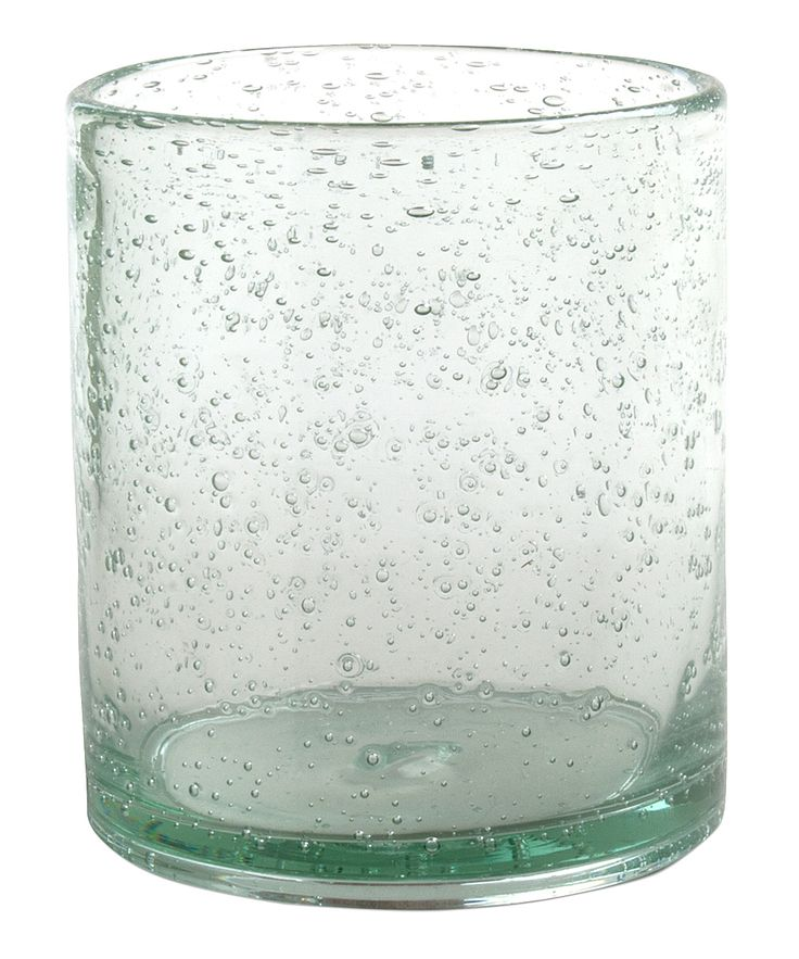 Bubble Glass Old Fashioned Tumbler - Set of Six