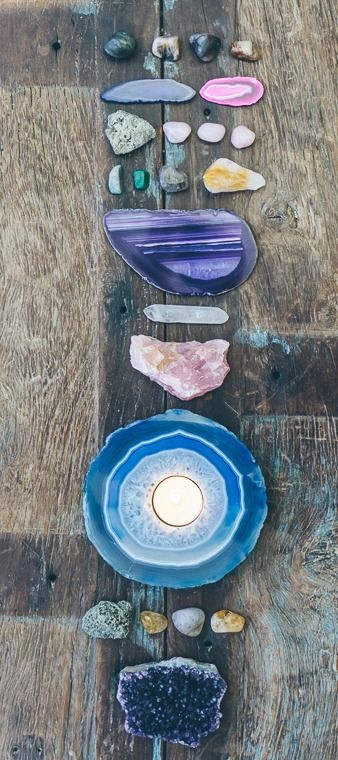#SoulMakes Crystals