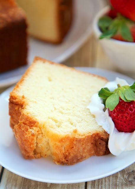Pound Cake from Heaven