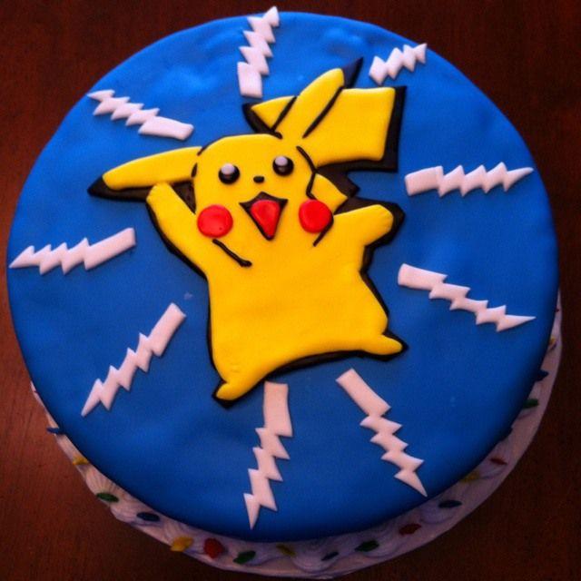 creative pokemon pikachu cake decoration cheap pokemon pikachu cake decoration for kids cakes. Black Bedroom Furniture Sets. Home Design Ideas