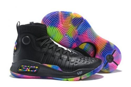 Newest Under Armour Curry 4 Fruity Pebbles Black-Colorful - Mysecretshoes  Jordan 10, Michael 02eb19ea248a