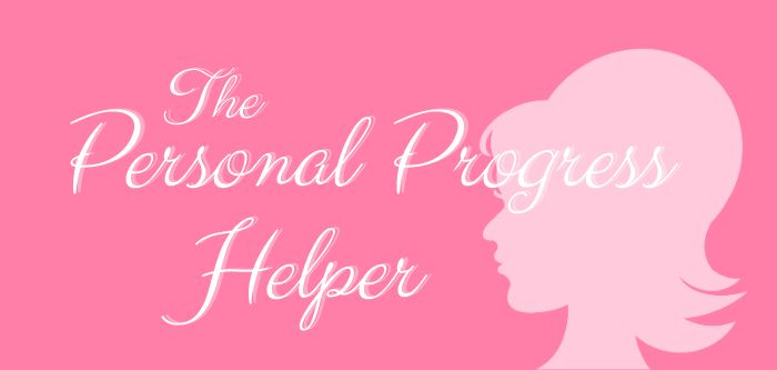 The Personal Progress Helper - lists of value project ideas for each value